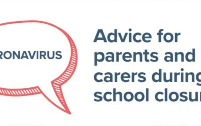Government advice for parents and carers during school closure.